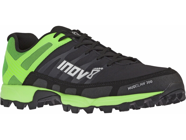 inov-8 Mudclaw 300 Running Shoes Men black/green